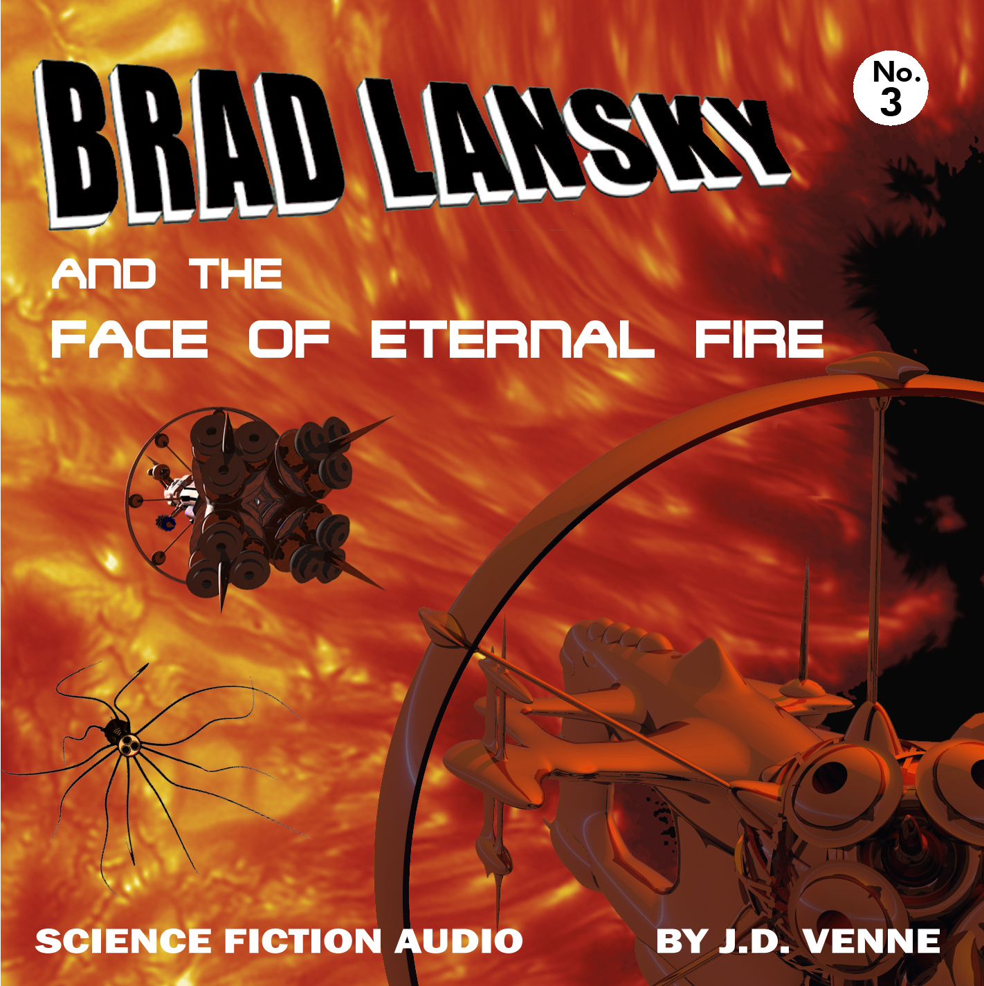 Brad Lansky and the Face of Eternal Fire